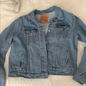 Levi's Denim Jacket 100% Cotton
